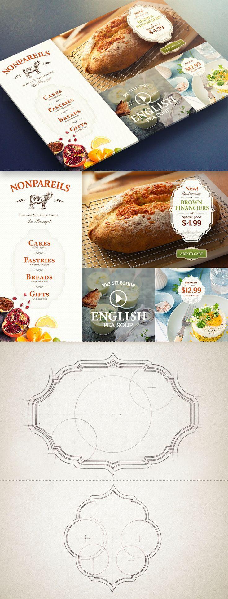 Bakery iPad app