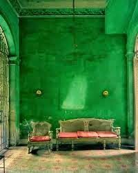 ROMINDESIGN creations from my mind: Il colore VERDE nell' INTERIOR DESIGN