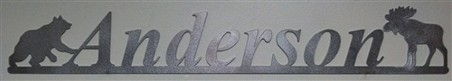 Name Plates for a house, cabin, camp, office, dorm room, etc. You get the drift. :-)