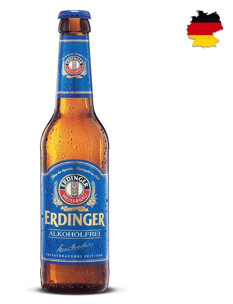Cerveja isotônica, não alcoólica, ideal para atletas e para todos que buscam qualidade de vida! Refrescante e saborosa, é rica em vitaminas (especialmente B12 e B9), minerais, importantes aminoácidos e apenas 25 Kcal a cada 100 mlCARACTERÍSTICAS- Tipo:Ale-Residual alcoólico:0,38%- Estilo:Alkoholfrei- Disponível em garrafas de 330ml- Temperatura sugerida para degustação:entre 4e 6ºC- Cor:Dourado- Aroma: Trigo, aveia, levedura e um leve toque de banana e cítricos - Notas de…