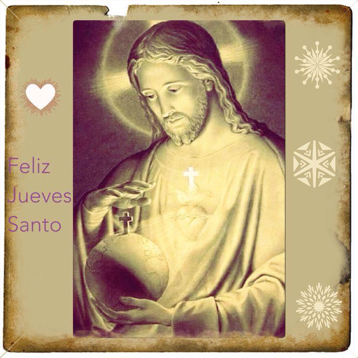 Feliz Jueves Santo  24 de Marzo 2016 ⛪️ https://instagram.com/p/BDV-PhFCZ-r/