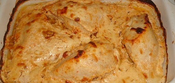 Boterzacht Kip Met Yoghurt En Parmezaanse Kaas recept | Smulweb.nl