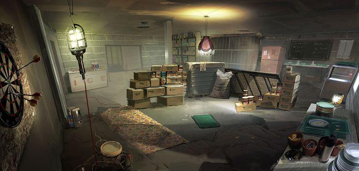Tom Clancy's Rainbow Six Siege - Dining Room