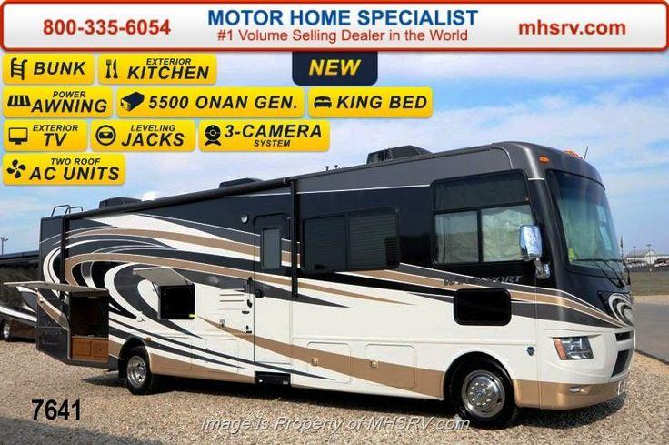 New 2014 thor motor coach windsport 34j bunks king bed for Motor home specialist inc alvarado texas