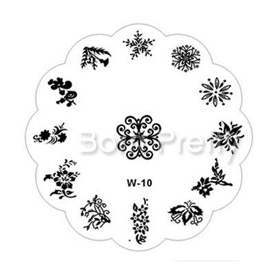 I find an excellent product on @BornPrettyStore, 1Pc Nail Art Stamp Template Vintage Floral Ar... at $1.99. http://www.bornprettystore.com/-p-12179.html