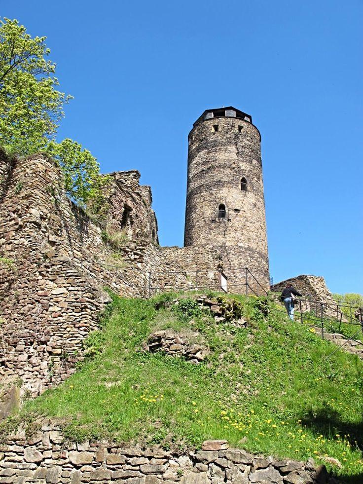 Hasistejn Castle - Chomutov, Czech Republic