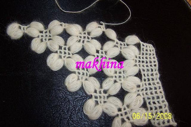 Ravelry: fıstıklı şal pattern by Maral Akgun