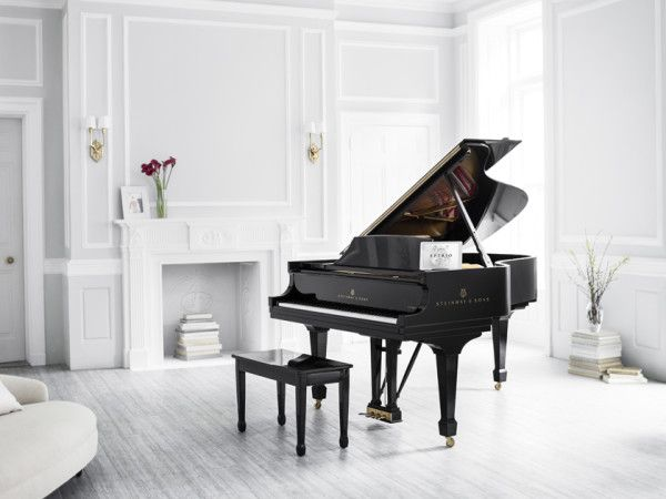 Steinway S New Piano Can Play A Perfect Concerto By Itself
