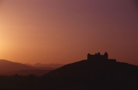 Sunrise.La Calahorra
