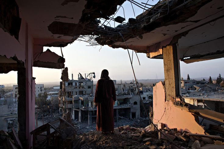 Le fotografie da Gaza di Heidi Levine - Il Post