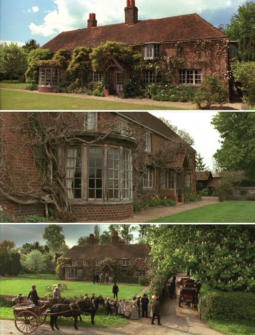 Howard's House / Stills from Howard's End // Merchant Ivory