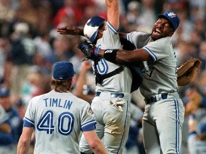 1992 World Series Winners