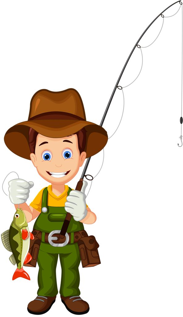 17 Best images about Fishing Clipart on Pinterest | Gone fishing ...