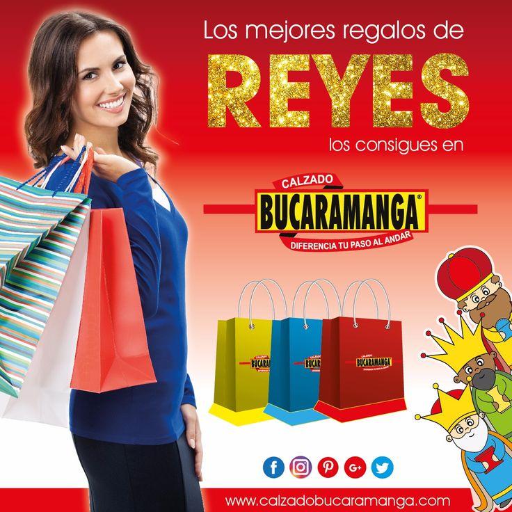 Los mejores #regalos de #reyes los consigues en Calzado Bucaramanga  #Diferencia tu #paso al andar con Calzado Bucaramanga  www.calzadobucaramanga.com  #Calzado #Zapatos #RegresoAlColegio #Tacones #Tenis #ZapatillasDeportivas #Mocasines #Baletas #Sandalias #Mafalda #Baleta #ZapatoEscolar #CalzadoEscolar