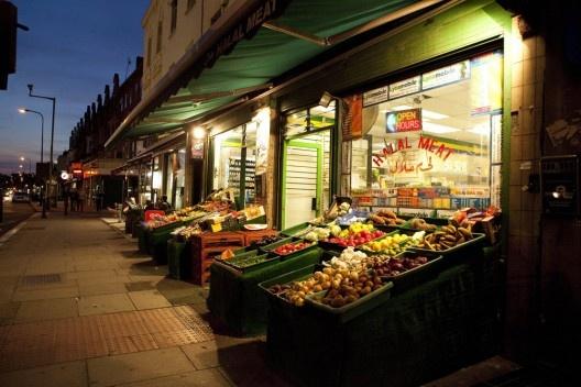 Edgware Road- Fresh Fruits