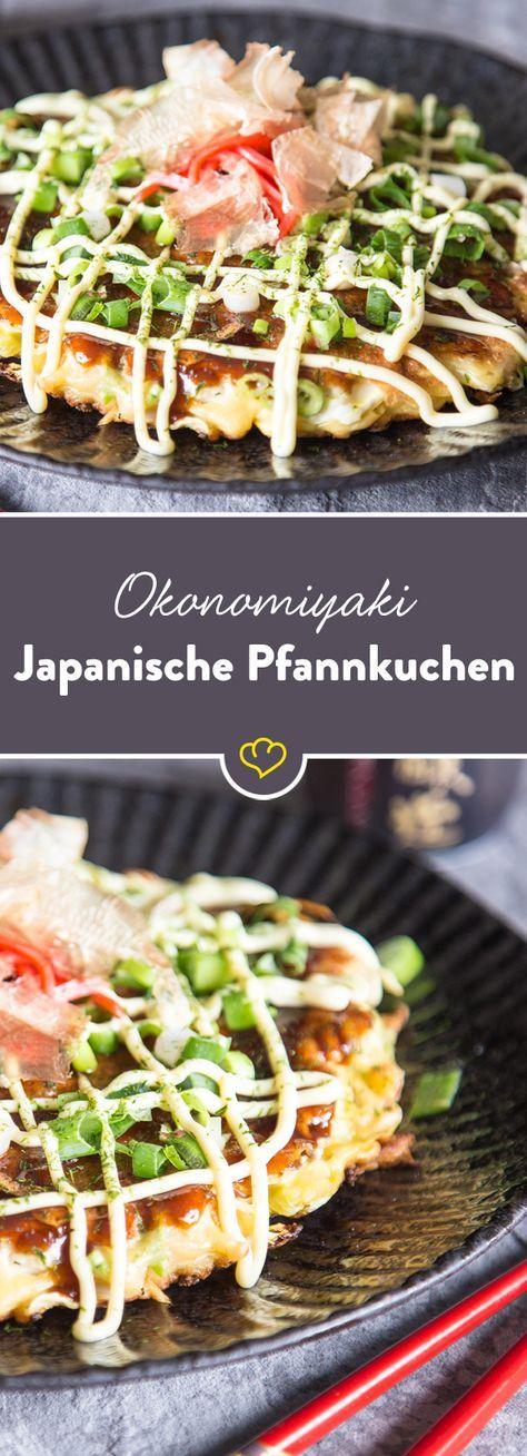 japanischer pfannkuchen