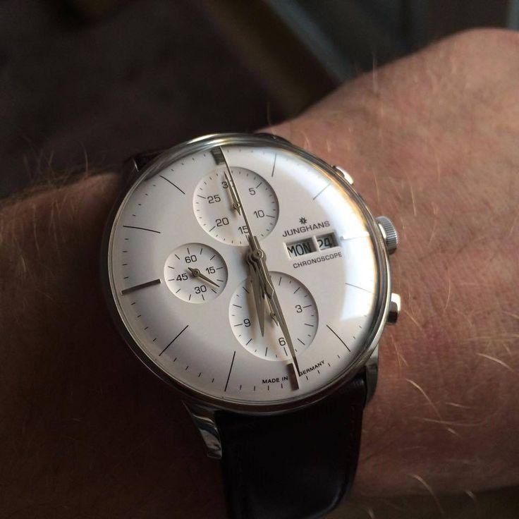 Vintage Junghans https://uk.pinterest.com/925jewelry1/men-watches/pins/