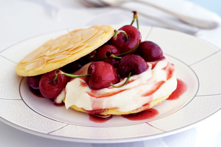 This elegant dessert makes a sensational finale to a fine dining menu.