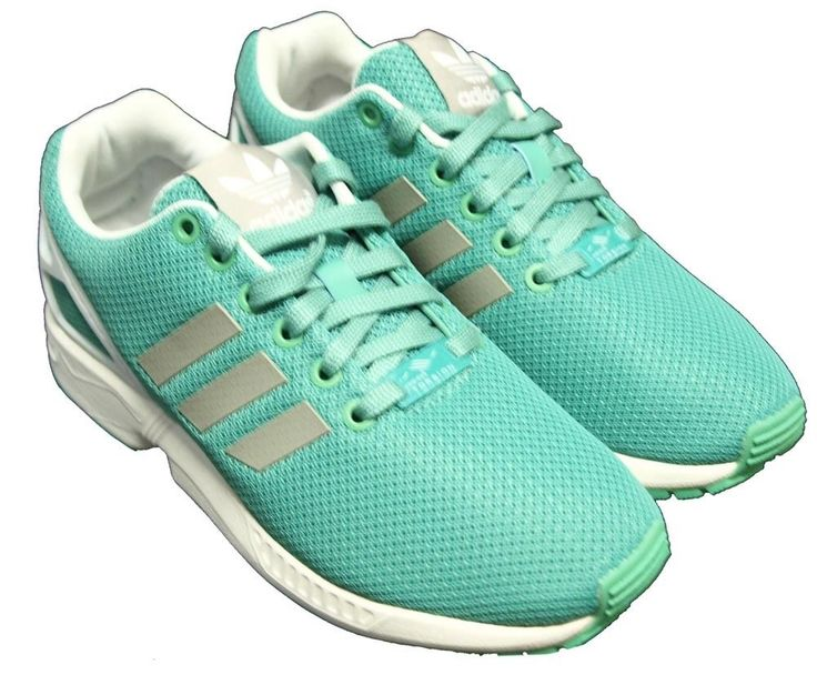 #esty #runs #shoes  Adidas ZX Flux Wow Zapatillas B34059 Chica Damen Womens Entrenadores Zapatos