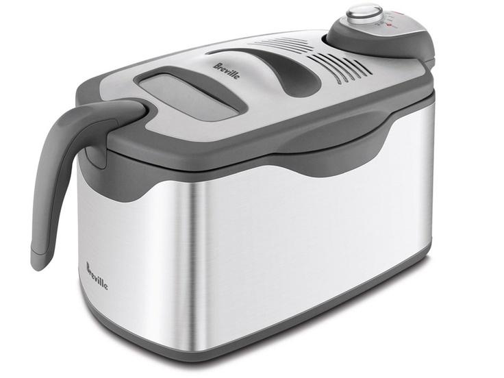 Deep Fryer 1800w Deep Fryer With Cool Plate Technology