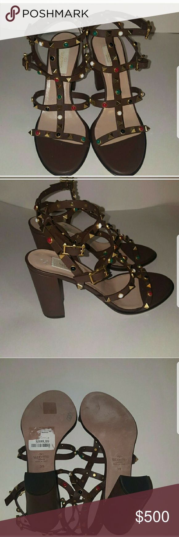 SALE Valentino Rock Stud sandals Brand new REASONABLE OFFERS ACCEPTED Shoes Sandals