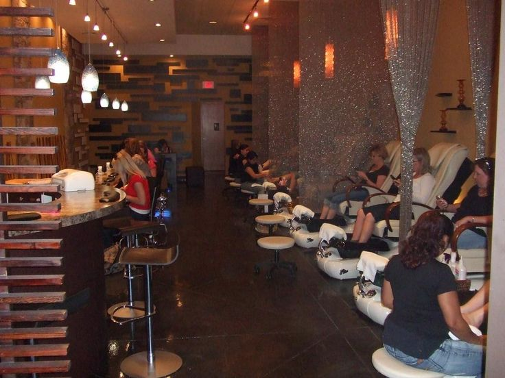 20 best nail salons images on Pinterest | Nail salons, Manicures and ...