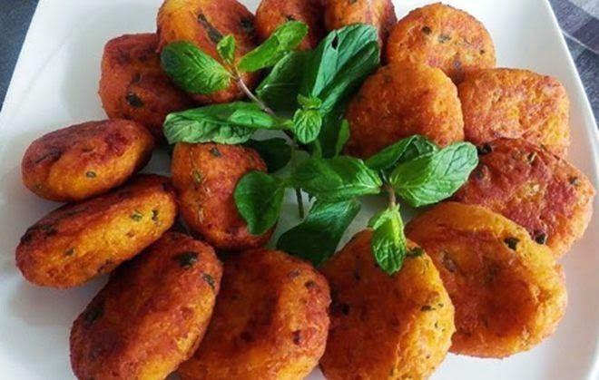 Συνταγές για μικρά και για.....μεγάλα παιδιά: Καροτοκεφτέδες στο πι και φι