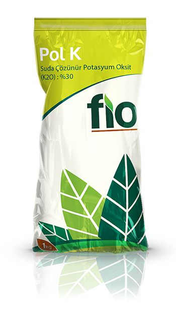 Packaging designs for Fio fertilizers series