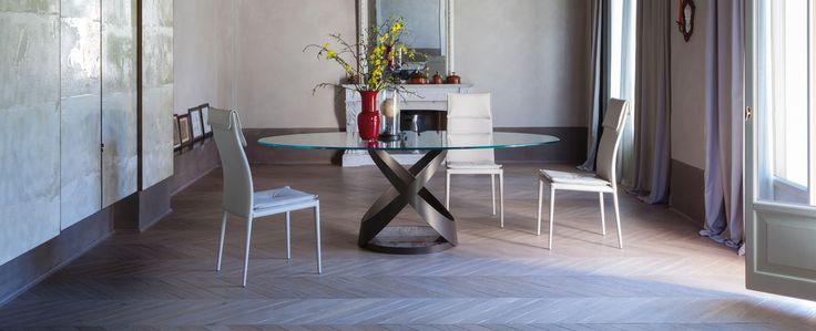 Tavolo Capri Tonin casa www.magnicasa.it #tavoli #design #arredamenti