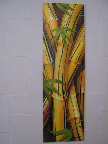 Argina Seixas: bambú brasil