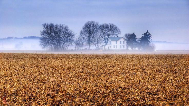 Kansas Farmhouse Photo - Visual Hunt
