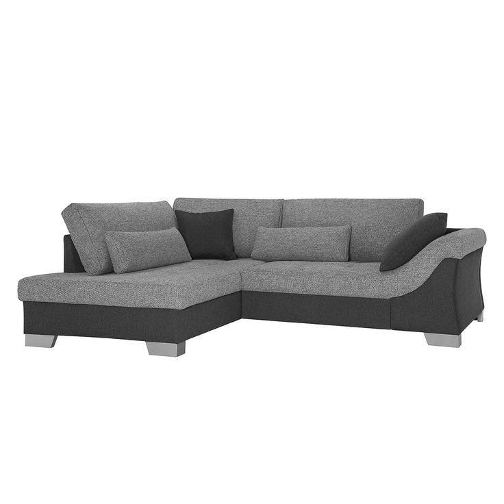 Ecksofa mit schlaffunktion beige  Die besten 25+ Sofa hellgrau Ideen auf Pinterest | Couch 2 sitzer ...