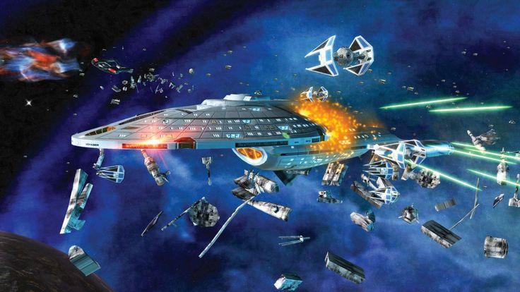 The mod we've all waited for: Star Wars vs. Star Trek