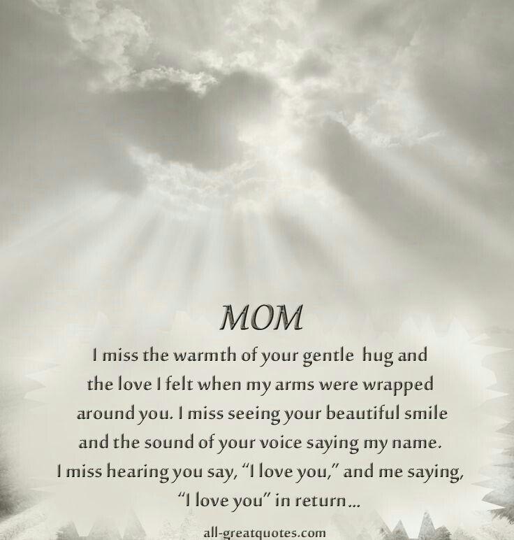 Imágenes De Quotes For Moms Death Anniversary