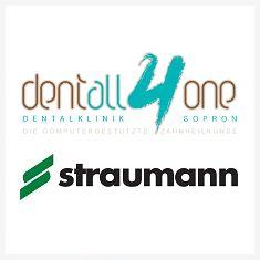 Dentall 4 One Zahnarzt Sopron Logo