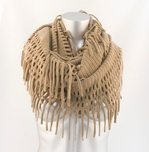 mocha infinity scarf