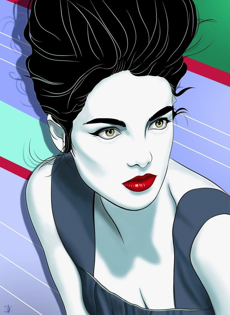 Patrick Nagel Patrick Nagel Tribute Electricity By