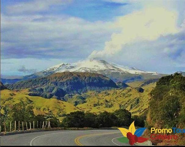 Nevado de Santa Isabel - Disfruta del encanto y la majestuosidad de los  Nevado, en la region del Triangulo del Café