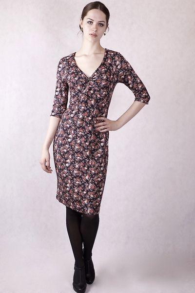 Stretchkleider - NARA ® Alltagskleid (Ein Kleid für alle Fälle) - ein Designerstück von Berlinerfashion bei DaWanda