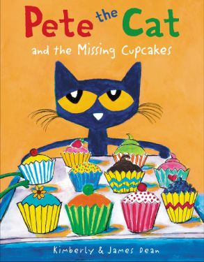 Pete the Cat and the Missing Cupcake/ James Dean and Kimberly Dean/ HarperCollins/ Oct 4, 2016/ ISBN: 9780062304346 Pete makes the best cupcakes!Join Pete the Cat in a brand-new story and help him and his friends find the missing cupcakes! Pete the Cat and his friends...