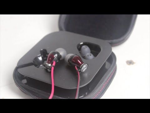 Sennheiser Momentum In-Ear Headphones Review & Overview