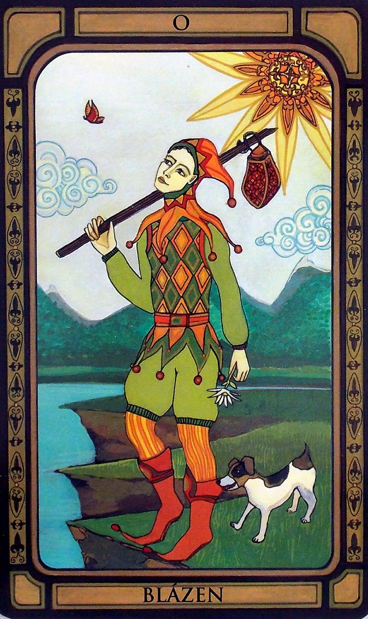 Major Arcana Tarot Card Meaning According To: 36 Best Art Nouveau Tarot Antonella Castelli Images On