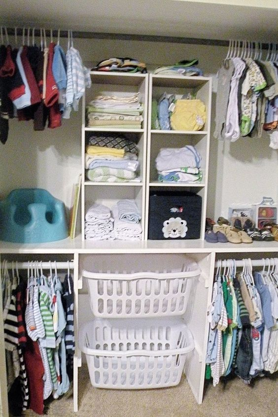 Stunning Closet Organization Jeans Ideas