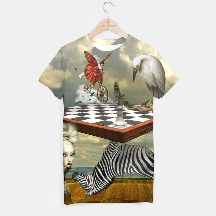 Colorful Art Shirt LXXVI