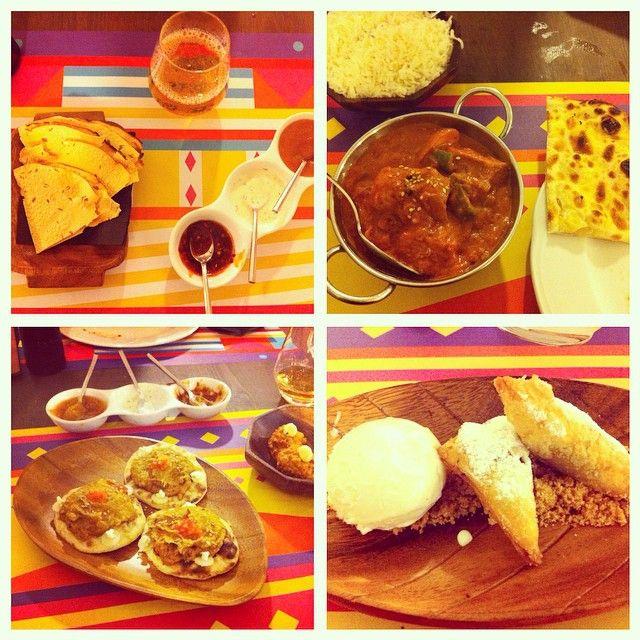 Indian delicacies  #yummy #food #instafood #tandoorbarcelona #curry #indian
