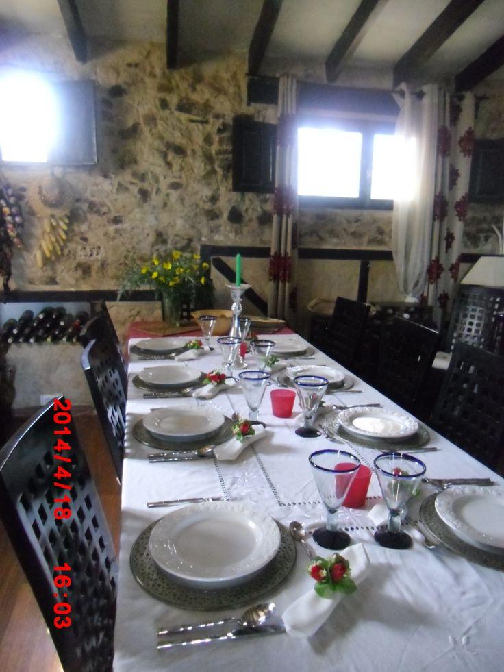 una mesa de ensueño1