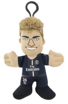 Mini-Poupluche Marco Verratti 10 cm - Paris Saint-Germain - Saison 2014/15 - 10,00 €