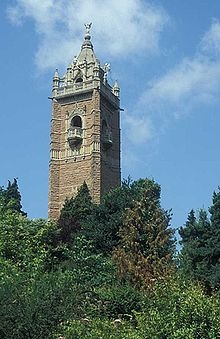 Cabot Tower, Bristol