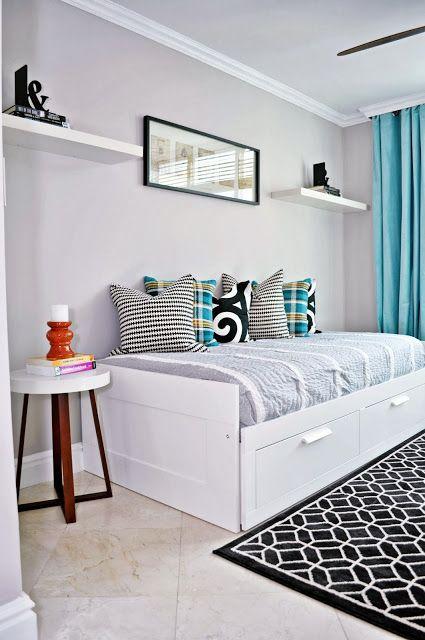 ber ideen zu ikea daybed auf pinterest tagesbetten. Black Bedroom Furniture Sets. Home Design Ideas