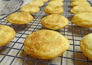 Gluten Free Snickerdoodles Recipe: http://glutenfreerecipebox.com/gluten-free-snickerdoodles/